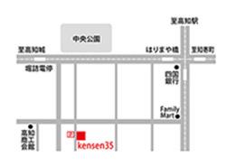 ケンセンMap